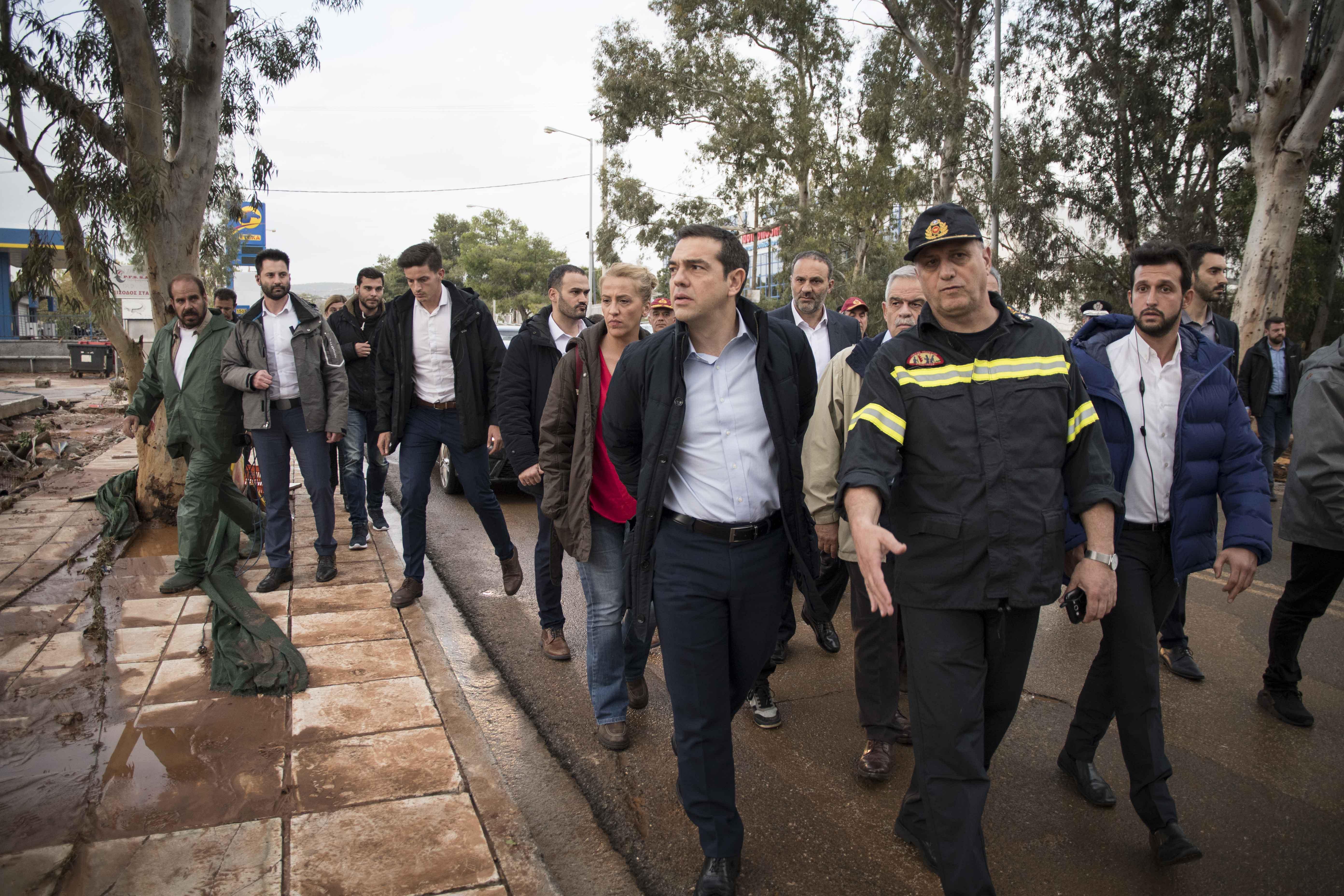 Η Αθήνα πνίγεται και ο Τσίπρας μιλάει στη Σουηδία για την… κοινωνική Ευρώπη - Εικόνα 0