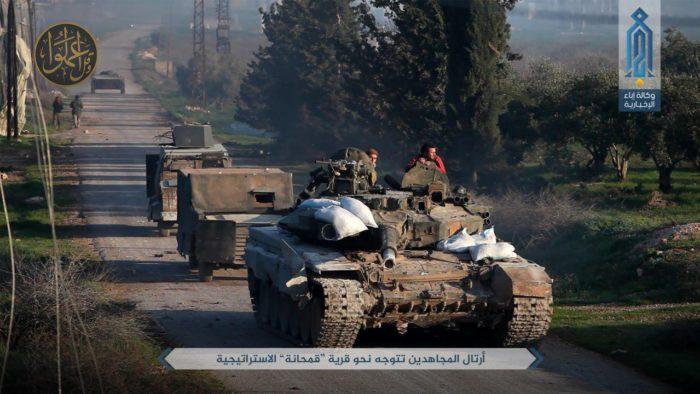 Σε άθλια κατάσταση οι τουρκικές δυνάμεις: Κόλλησαν στις λάσπες στο Αφρίν – Ακάρ και Ρ.Τ.Ερντογάν στο Κέντρο Επιχειρήσεων: Στέλνουν την αφρόκρεμα των ειδικών δυνάμεων - Εικόνα1