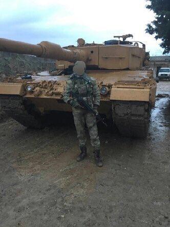 Σε άθλια κατάσταση οι τουρκικές δυνάμεις: Κόλλησαν στις λάσπες στο Αφρίν – Ακάρ και Ρ.Τ.Ερντογάν στο Κέντρο Επιχειρήσεων: Στέλνουν την αφρόκρεμα των ειδικών δυνάμεων - Εικόνα10