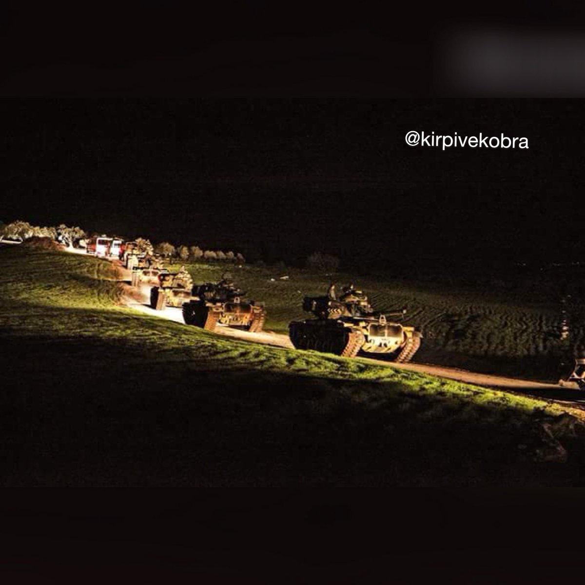 Σε άθλια κατάσταση οι τουρκικές δυνάμεις: Κόλλησαν στις λάσπες στο Αφρίν – Ακάρ και Ρ.Τ.Ερντογάν στο Κέντρο Επιχειρήσεων: Στέλνουν την αφρόκρεμα των ειδικών δυνάμεων - Εικόνα11