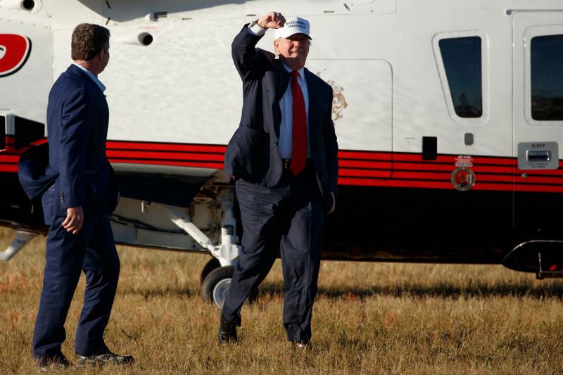 Ατύχημα με το ελικόπτερο του Τραμπ -Επέβαιναν η Ιβάνκα με τον άντρα της, προσπάθησαν να το κρύψουν [εικόνα] - Εικόνα1