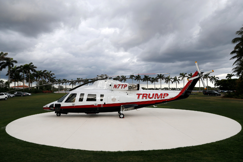 Ατύχημα με το ελικόπτερο του Τραμπ -Επέβαιναν η Ιβάνκα με τον άντρα της, προσπάθησαν να το κρύψουν [εικόνα] - Εικόνα2
