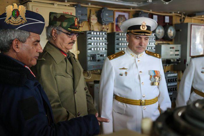Η αύξηση της ρωσικής επιρροής στη Μεσόγειο θάλασσα και η θέση της Ελλάδος στην επερχόμενη παγκόσμια αναδιάταξη ισχύος - Εικόνα0