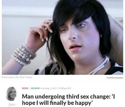 """ΑΥΣΤΡΑΛΙΑ: """"Trans αγόρι"""" που άρχισε να «γίνεται» κορίτσι σε ηλικία 12 ετών, τελικά το μετάνιωσε: «Καλά ήμουνα στο σώμα μου» - Εικόνα2"""