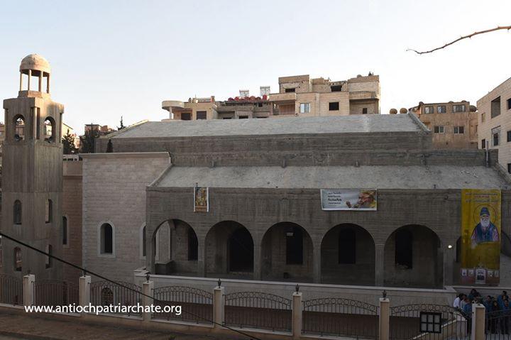 Αυτή είναι η Συρία του Βashar al Assad- εγκαίνια μεγαλοπρεπή ναού του Αγίου Γέροντα Παΐσίου στη Jaramana. Δαμασκού.ΦΩΤΟBINTEO - Εικόνα17