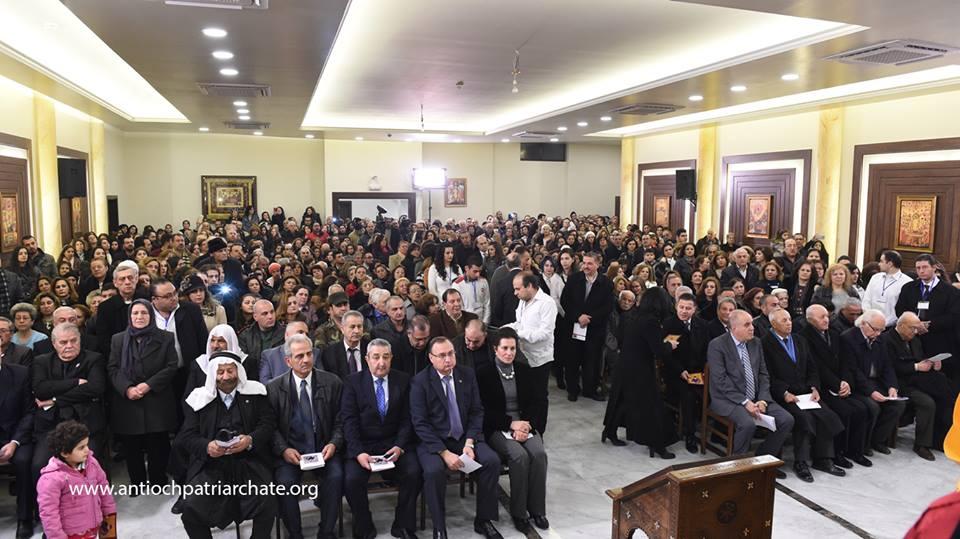 Αυτή είναι η Συρία του Βashar al Assad- εγκαίνια μεγαλοπρεπή ναού του Αγίου Γέροντα Παΐσίου στη Jaramana. Δαμασκού.ΦΩΤΟBINTEO - Εικόνα9