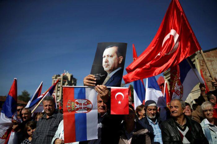 Αυτόκλητος «τιμωρός» σε ορθόδοξες χώρες ο Ερντογάν – Μήνυμα από Σερβία - Εικόνα1