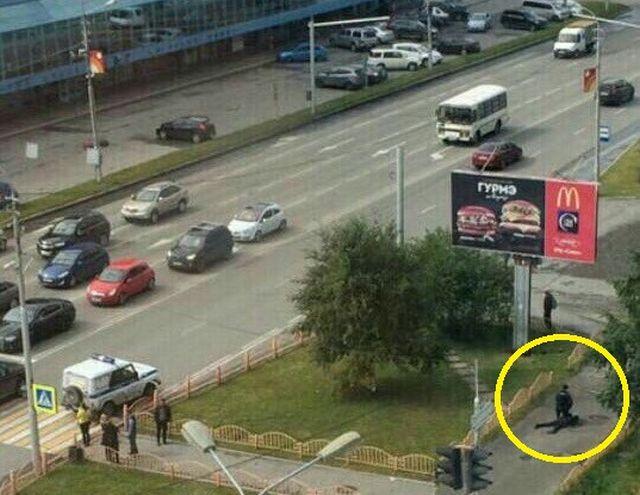 Αυτός είναι ο τζιχαντιστής που μαχαίρωσε οκτώ ανθρώπους στην πόλη Σουργκούτ της Ρωσίας - Εικόνα1