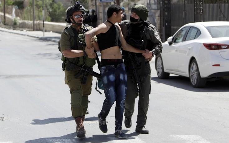 Δεκάδες τραυματίες σε συγκρούσεις Παλαιστινίων και Ισραηλινών - Εικόνα
