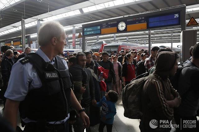 Διαχωρισμός της ΕΕ: Η Ρωσία και η Ουκρανία σώζουν την Ανατολική Ευρώπη από τους μετανάστες - Εικόνα1
