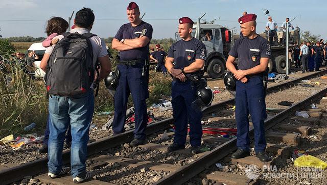 Διαχωρισμός της ΕΕ: Η Ρωσία και η Ουκρανία σώζουν την Ανατολική Ευρώπη από τους μετανάστες - Εικόνα2