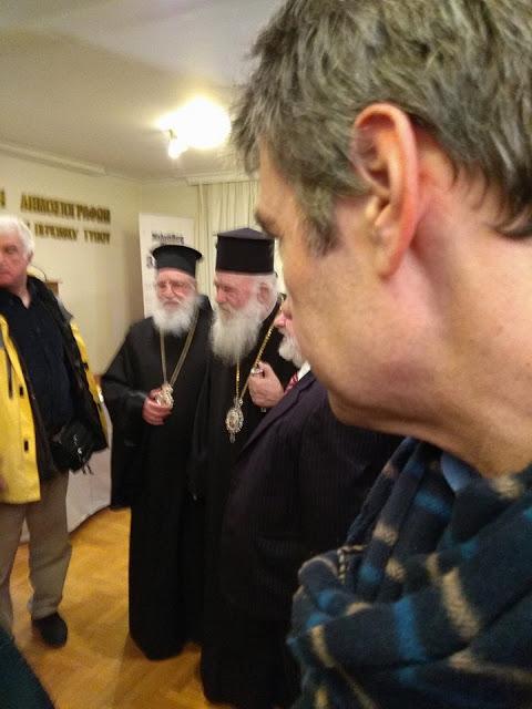 Δήλωση-«βόμβα» Ιερώνυμου: «Ξυπνάτε Έλληνες και δείτε τι επιδιώκουν με το Μακεδονικό, θέλουν να σας αποκοιμίσουν» – Τι θέλει να πει ο Αρχιεπίσκοπος; - Εικόνα0