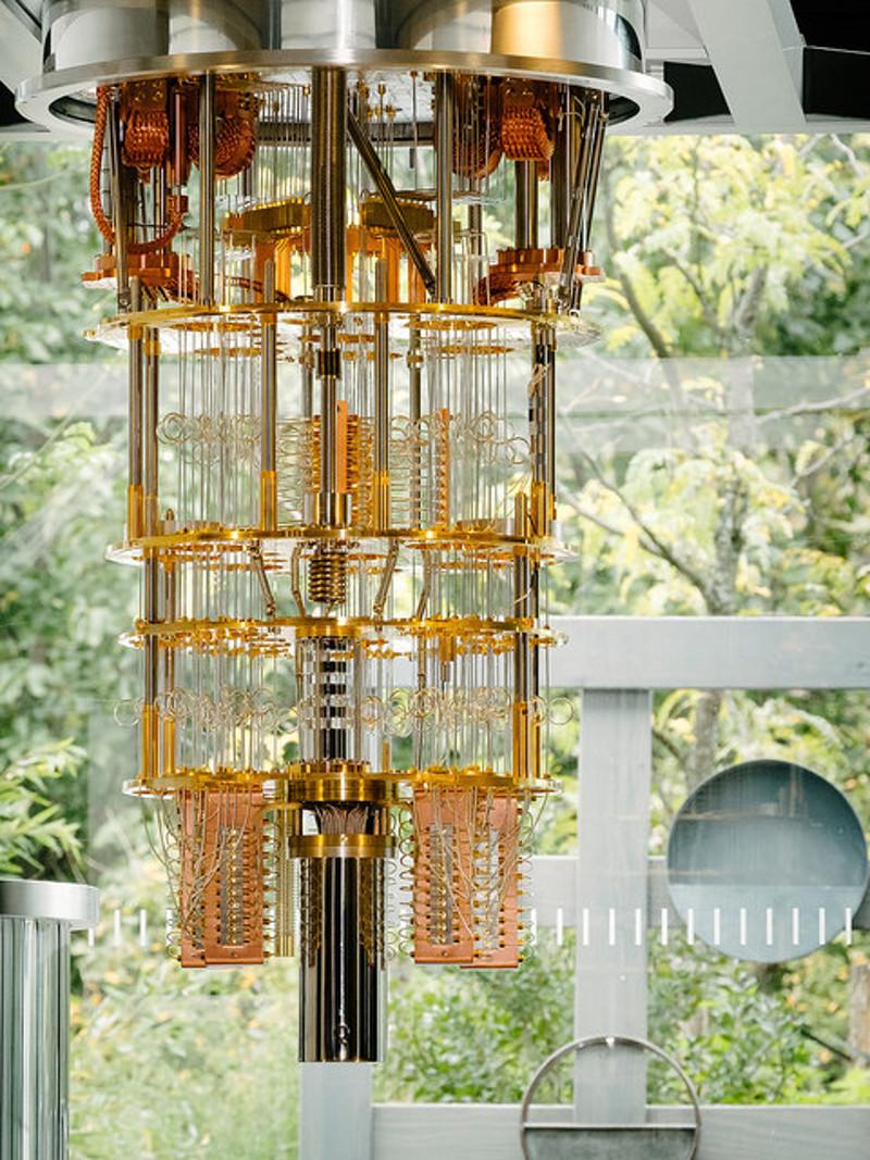 Δημιουργήθηκε ο πρώτος κβαντικός επεξεργαστής με 50 κβαντικά «μπιτ» [εικόνα] - Εικόνα