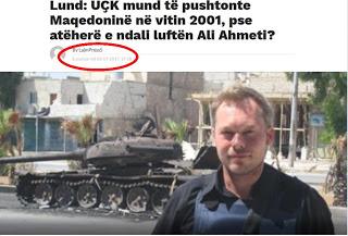 Δημοσιεύματα Αλβανών για UCK  και κατά των Σκοπίων - Εικόνα1