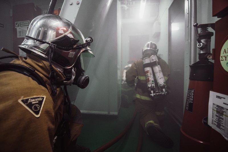 Δύναμη πυρός από το Πολεμικό Ναυτικό -Φρεγάτες, πυραυλάκατοι και υποβρύχια στο Μυρτώο Πέλαγος [εικόνες] - Εικόνα8