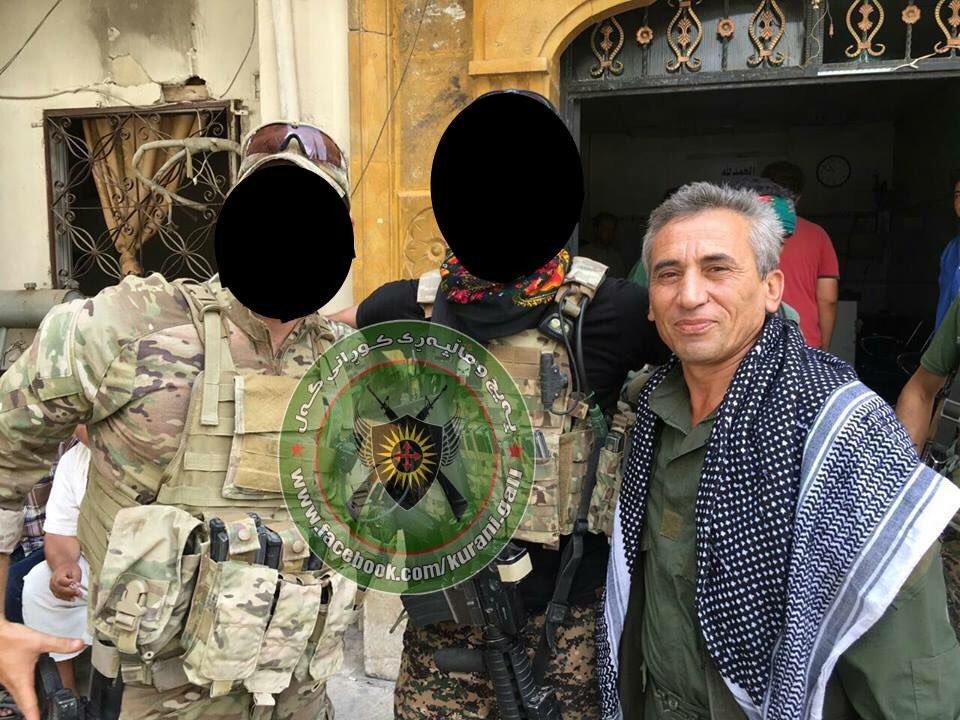 Οι ΗΠΑ διχοτόμησαν ήδη την Τουρκία με κινήσεις ματ – Αυτά είναι τα σύνορα του Κουρδιστάν – Πώς θα απαντήσει ο Ρ.Τ.Ερντογάν; – Δείτε βίντεο και εικόνες - Εικόνα3
