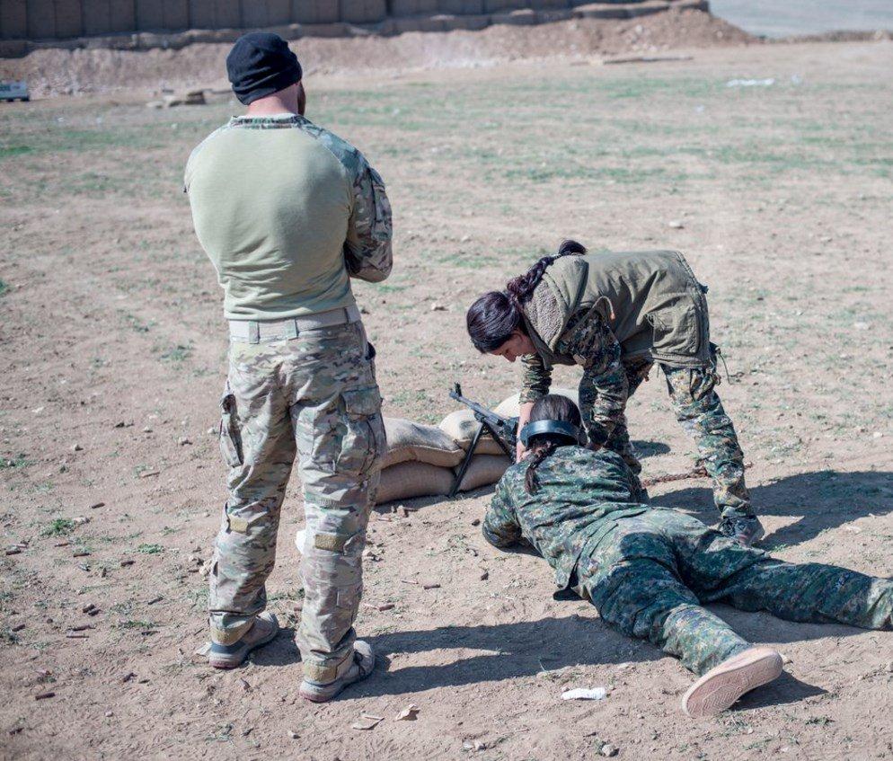 Οι ΗΠΑ διχοτόμησαν ήδη την Τουρκία με κινήσεις ματ – Αυτά είναι τα σύνορα του Κουρδιστάν – Πώς θα απαντήσει ο Ρ.Τ.Ερντογάν; – Δείτε βίντεο και εικόνες - Εικόνα4