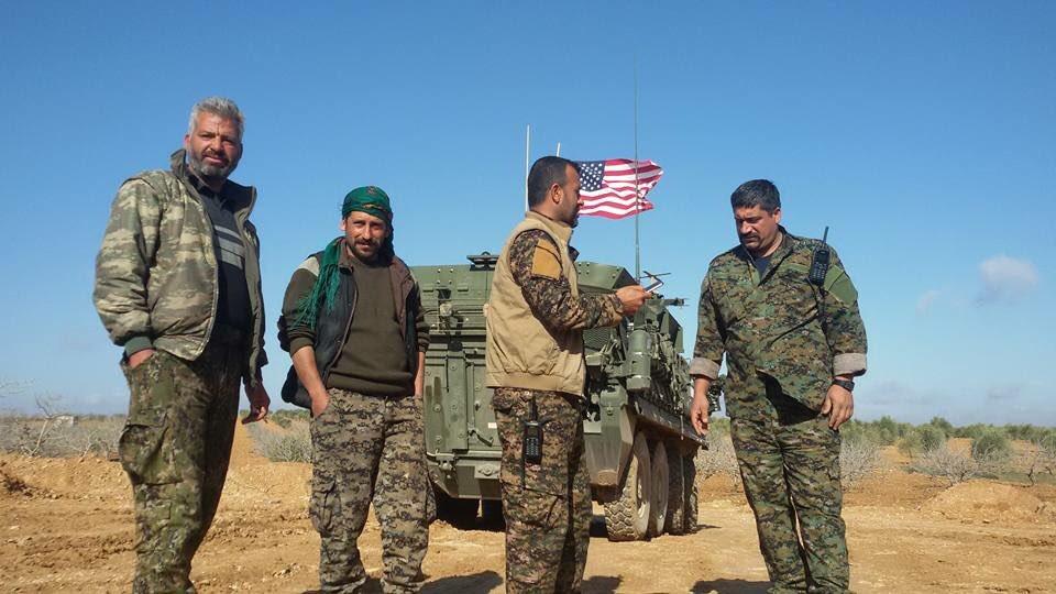 Οι ΗΠΑ διχοτόμησαν ήδη την Τουρκία με κινήσεις ματ – Αυτά είναι τα σύνορα του Κουρδιστάν – Πώς θα απαντήσει ο Ρ.Τ.Ερντογάν; – Δείτε βίντεο και εικόνες - Εικόνα5