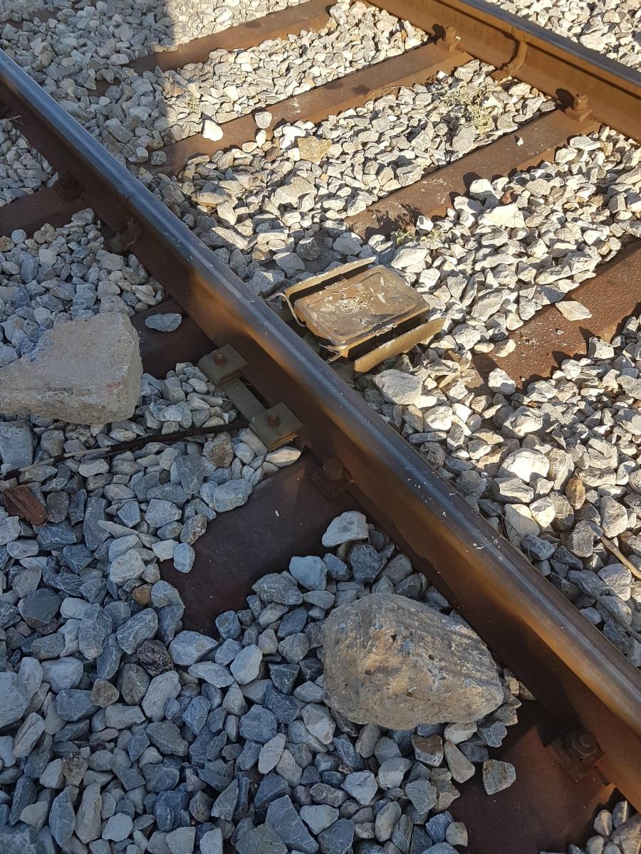 Δολιοφθορά στο σιδηροδρομικό δίκτυο στον Έβρο-Από ποιους όμως και γιατί; – Δείτε εικόνες - Εικόνα3