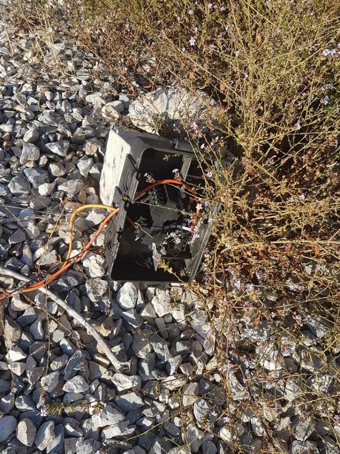 Δολιοφθορά στο σιδηροδρομικό δίκτυο στον Έβρο-Από ποιους όμως και γιατί; – Δείτε εικόνες - Εικόνα4