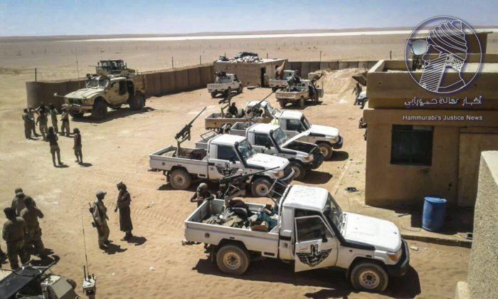 Δράμα: Ιρανοί, Ρώσοι και συριακός Στρατός περικύκλωσαν τους Αμερικανούς στη Ν.Συρία – Οι ΗΠΑ μετακίνησαν πυραύλους HIMARS στο Al Tanf και μια νέα μάχη ξεκινά - Εικόνα0