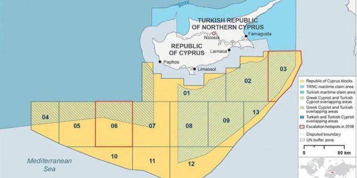 Δραματικές εξελίξεις: Αναπόφευκτη η σύγκρουση – Οι Τούρκοι στέλνουν 7 πλοία και 4 υποβρύχια στην Κυπριακή ΑΟΖ – Συναγερμός σε Αθήνα και Λευκωσία - Εικόνα0
