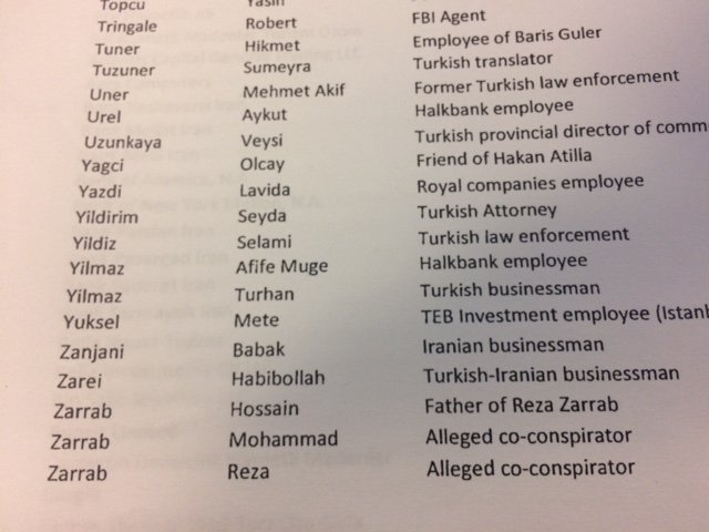 Δραματικές εξελίξεις: Καταζητείται ο Ρ.Τ.Ερντογάν και ο γιος του – Οι ΗΠΑ τους έβαλαν στη λίστα των κατηγορούμενων για την υπόθεση Ζαράμπ - Εικόνα1