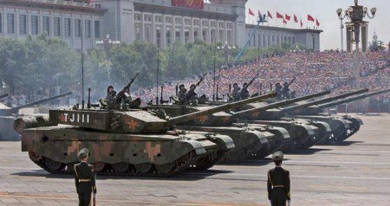 Ο δρόμος προς τον 3ο παγκόσμιο πόλεμο αποκαλύφθηκε: Η Κίνα ετοιμάζει να αναπτύξει τον στρατό της ενάντια στη Βόρεια Κορέα - Εικόνα0