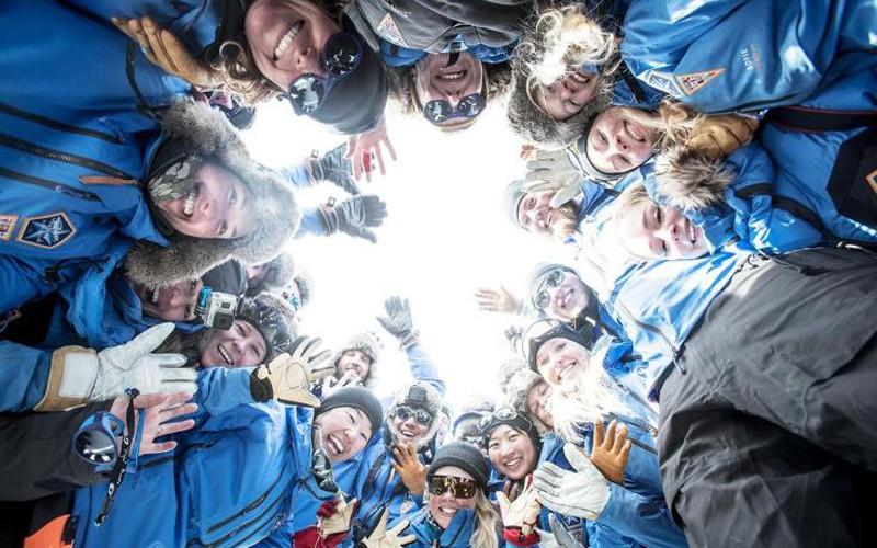 Εφτά ημέρες και η επιβίωση στην Αρκτική όπως την περιγράφει ένας Έλληνας ταξιδιώτης - Εικόνα
