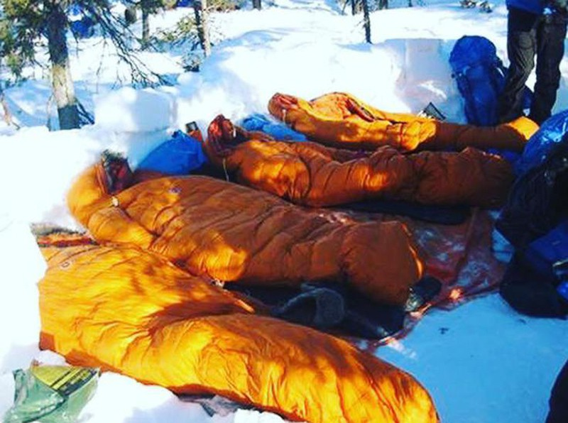 Εφτά ημέρες και η επιβίωση στην Αρκτική όπως την περιγράφει ένας Έλληνας ταξιδιώτης - Εικόνα2