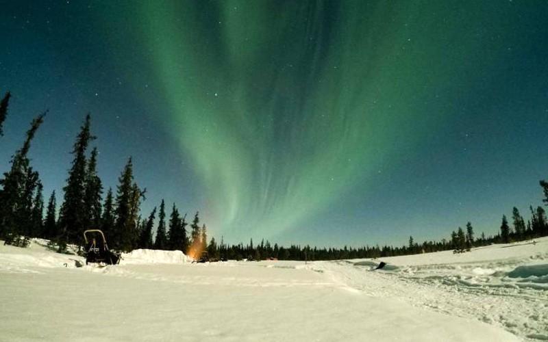 Εφτά ημέρες και η επιβίωση στην Αρκτική όπως την περιγράφει ένας Έλληνας ταξιδιώτης - Εικόνα4
