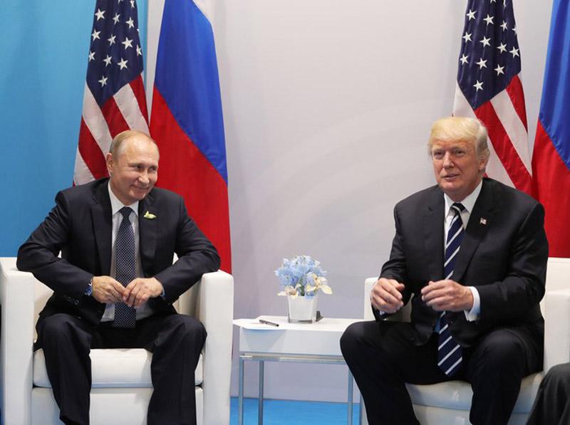 Εκεχειρία στη Συρία αποφάσισαν Πούτιν-Τραμπ - Εικόνα 1