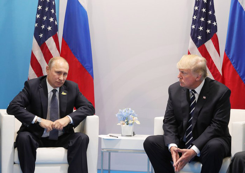 Εκεχειρία στη Συρία αποφάσισαν Πούτιν-Τραμπ - Εικόνα 2