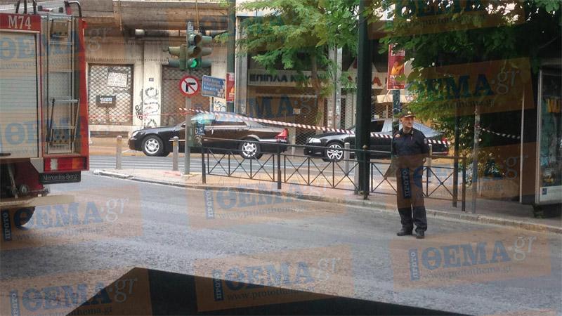 Έκρηξη στο αυτοκίνητο που επέβαινε ο Λουκάς Παπαδήμος - Εικόνα 2