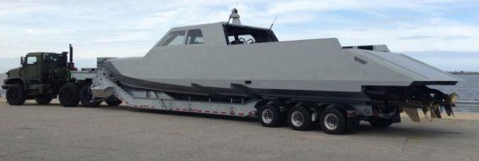 Τα ΟΥΚ εξοπλίζονται για ταχεία διείσδυση – Προμηθεύονται τα σκάφη ειδικών αποστολών MARK-V που χρησιμοποιούν οι Seals - Εικόνα0