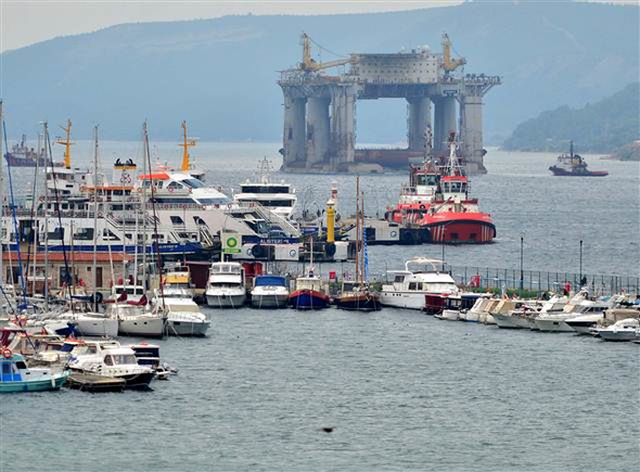 EKTAKTΗ ΕΙΔΗΣΗ – Κρίσιμες ώρες για την ειρήνη: Μετακίνηση πλατφόρμας πετρελαίου από τους Τούρκους- Διασχίζει τώρα το Αιγαίο – Δείτε Βίντεο και εικόνες - Εικόνα10