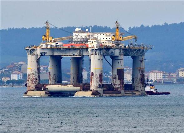 EKTAKTΗ ΕΙΔΗΣΗ – Κρίσιμες ώρες για την ειρήνη: Μετακίνηση πλατφόρμας πετρελαίου από τους Τούρκους- Διασχίζει τώρα το Αιγαίο – Δείτε Βίντεο και εικόνες - Εικόνα5