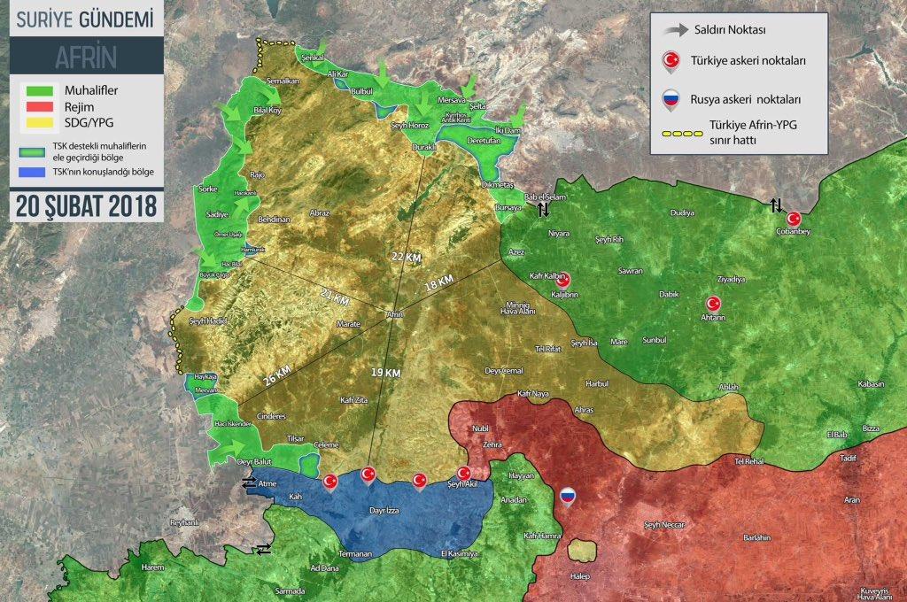 ΕΚΤΑΚΤΗ ΕΙΔΗΣΗ – Πόλεμος Συρίας-Τουρκίας σε εξέλιξη – Θέμα χρόνου καταρρίψεις τουρκικών μαχητικών - Εικόνα12
