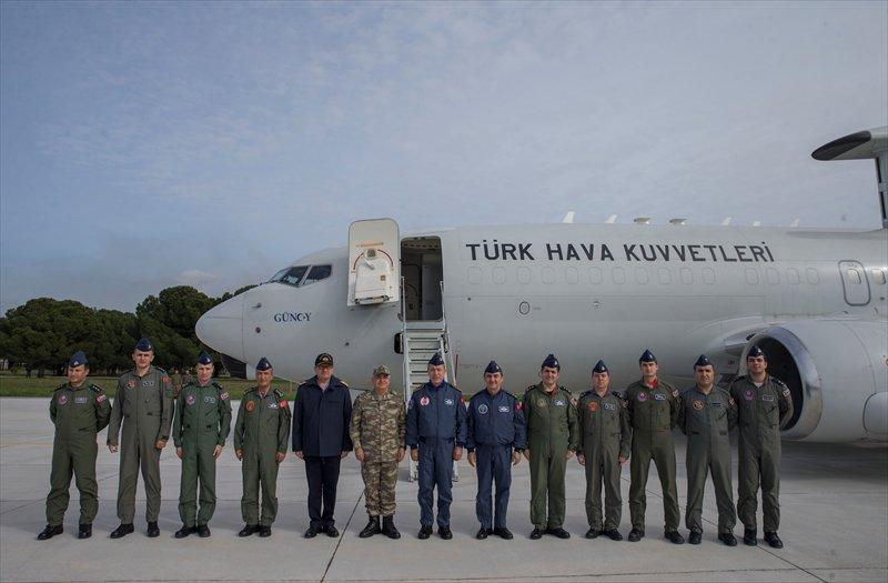 ΕΚΤΑΚΤΟ – Στο Αιγαίο πετάει τώρα η τουρκική στρατιωτική ηγεσία εκτοξεύοντας απειλές – Ο Χ.Ακάρ επανέφερε το δόγμα των 2,5 πολέμων - Εικόνα10
