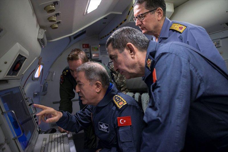 ΕΚΤΑΚΤΟ – Στο Αιγαίο πετάει τώρα η τουρκική στρατιωτική ηγεσία εκτοξεύοντας απειλές – Ο Χ.Ακάρ επανέφερε το δόγμα των 2,5 πολέμων - Εικόνα9
