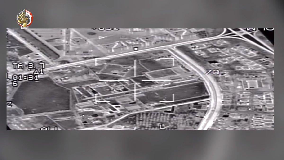 ΕΚΤΑΚΤΟ – Boμβαρδίζει ανηλεώς σε ολόκληρη την Λιβύη η Aίγυπτος ανοίγοντας δρόμο για τον εκλεκτό της Μόσχας – Στον αέρα F-16 Block 52 και Rafale με MICA EM – MICA IR μαζί με E-2C Hawkeye 2000 AEW - Εικόνα11
