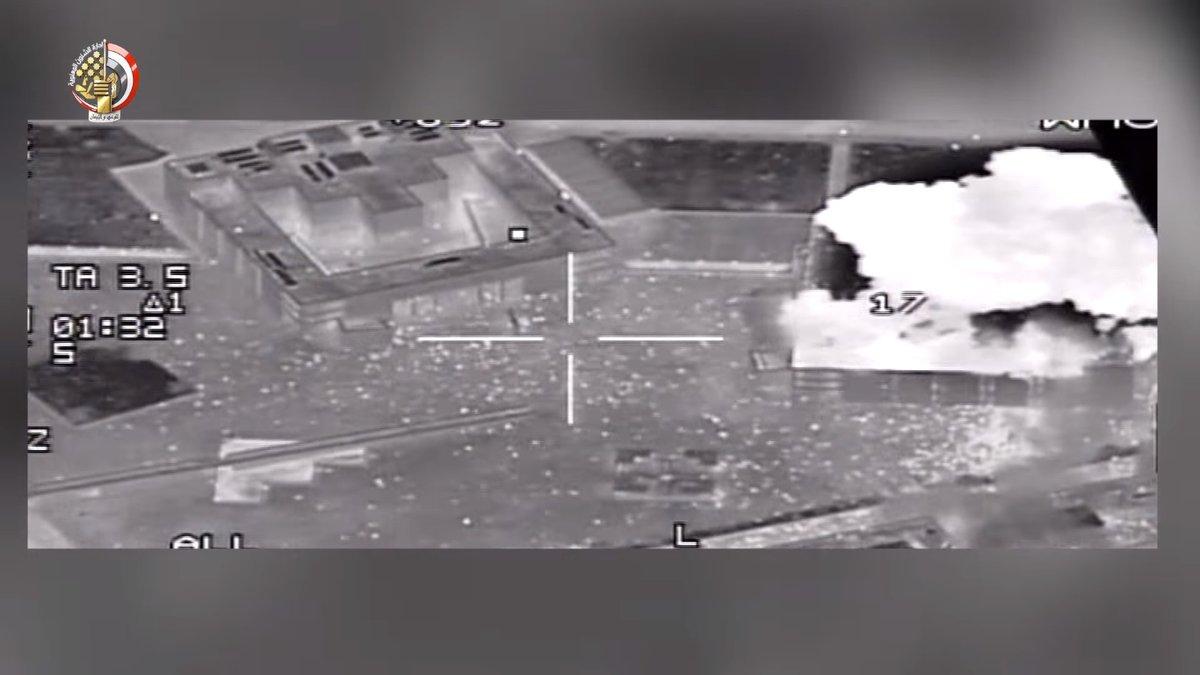 ΕΚΤΑΚΤΟ – Boμβαρδίζει ανηλεώς σε ολόκληρη την Λιβύη η Aίγυπτος ανοίγοντας δρόμο για τον εκλεκτό της Μόσχας – Στον αέρα F-16 Block 52 και Rafale με MICA EM – MICA IR μαζί με E-2C Hawkeye 2000 AEW - Εικόνα15