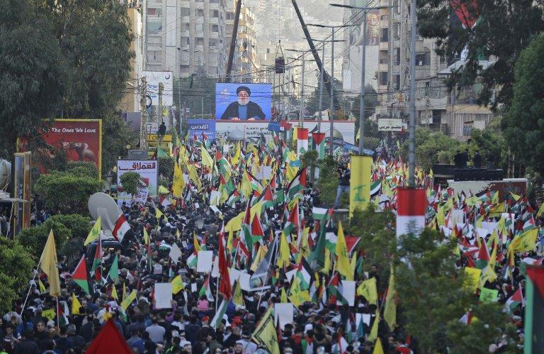 ΕΚΤΑΚΤΟ – Διάγγελμα από τον ηγέτη της Χεζμπολάχ – Κήρυξε την έναρξη του πολέμου κατά του Ισραήλ! - Εικόνα0