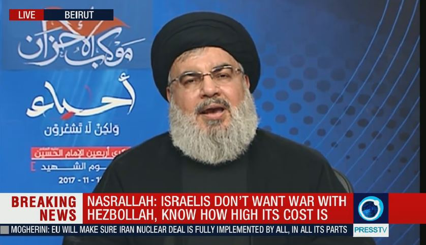 EKTAKTO – Διάγγελμα πολέμου από Χεζμπολάχ: «Η Σαουδική Αραβία μας κήρυξε τον πόλεμο -Απήγαγαν τον Χαρίρι – Υπάρχει συμμαχία με Ισραήλ» – Προ των πυλών η μεγάλη σύρραξη - Εικόνα2