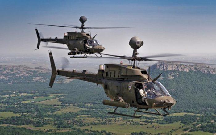 ΕΚΤΑΚΤΟ – Έρχεται το αμερικανικό «ιπτάμενο ιππικό» με 70 OH-58D Kiowa Warrior -Τέζα το τουρκικό γενικό επιτελείο - Εικόνα0