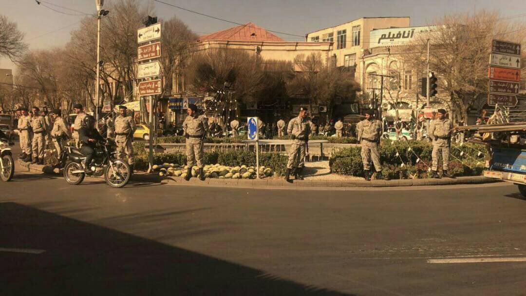 ΕΚΤΑΚΤΟ – Φλέγεται το Ιράν: Σείεται όλη η χώρα – Μάχες σώμα με σώμα – Μεταφέρονται S-300 – Αραβική Άνοιξη και εισβολή - Εικόνα5