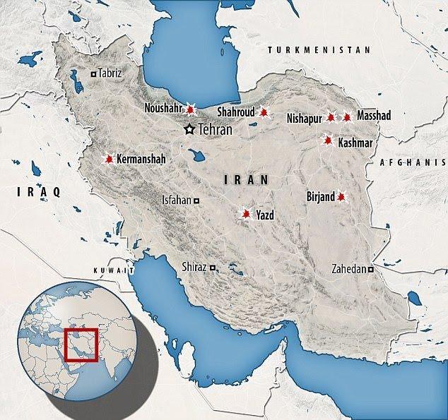 ΕΚΤΑΚΤΟ – Φλέγεται το Ιράν: Σείεται όλη η χώρα – Μάχες σώμα με σώμα – Μεταφέρονται S-300 – Αραβική Άνοιξη και εισβολή - Εικόνα6
