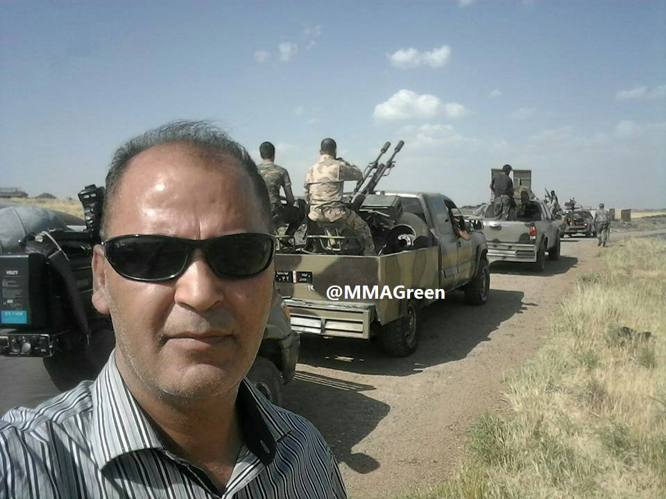 ΕΚΤΑΚΤΟ – Φωτιά και ατσάλι στα σύνορα Συρίας-Ιράκ-Ιορδανίας: Εισβολή βρετανικών-αμερικανικών δυνάμεων και μάχες σώμα με σώμα στο έδαφος με έπαθλο την Deir Ezzor – Aεροπορικές επιδρομές εναντίον του συριακού Στρατού (βίντεο) - Εικόνα17