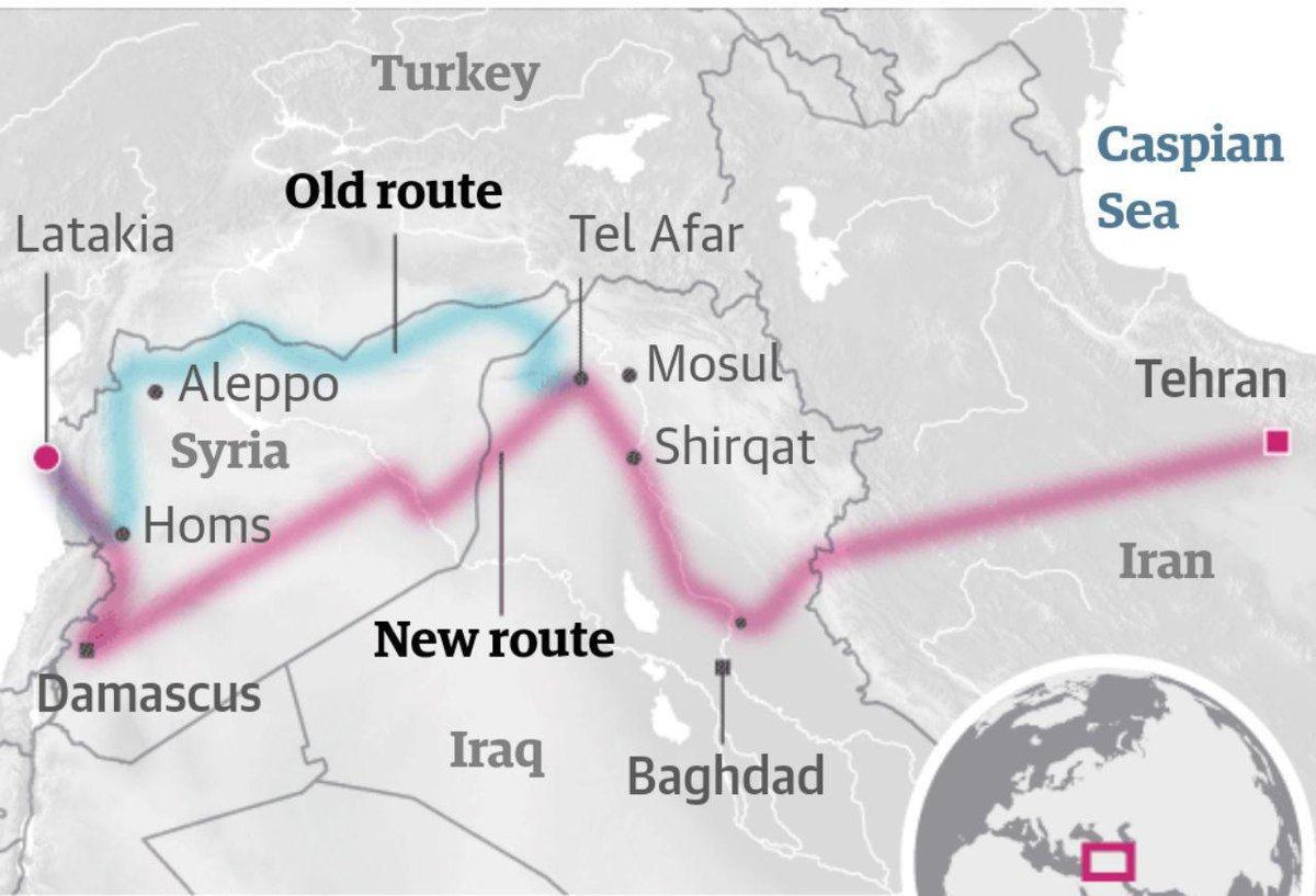 ΕΚΤΑΚΤΟ – Φωτιά και ατσάλι στα σύνορα Συρίας-Ιράκ-Ιορδανίας: Εισβολή βρετανικών-αμερικανικών δυνάμεων και μάχες σώμα με σώμα στο έδαφος με έπαθλο την Deir Ezzor – Aεροπορικές επιδρομές εναντίον του συριακού Στρατού (βίντεο) - Εικόνα3