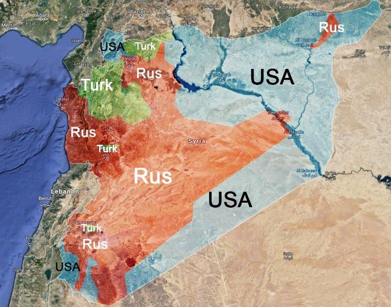 ΕΚΤΑΚΤΟ – Φωτιά και ατσάλι στα σύνορα Συρίας-Ιράκ-Ιορδανίας: Εισβολή βρετανικών-αμερικανικών δυνάμεων και μάχες σώμα με σώμα στο έδαφος με έπαθλο την Deir Ezzor – Aεροπορικές επιδρομές εναντίον του συριακού Στρατού (βίντεο) - Εικόνα4